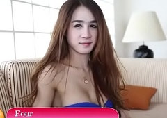 Splitting anal chink be fitting of a tranny