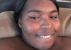 Obese actors ebony tranny loves jerking off