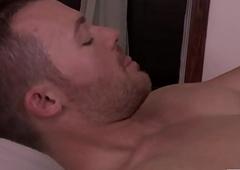 Obese tit tattooed shemale Ts Foxxy got massage plus analyzed
