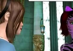 Alice in Futaland HD