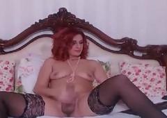 Milf Ladyman Fro a Chunky Fat Horseshit Online