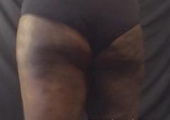 horny chubby tranny twerking in dorm compass