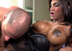 Jennifer Rios craves anal
