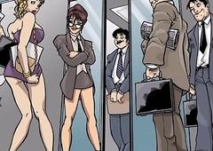 Boss encircling bimbo-part 2 sissy understudy