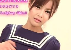 Teen Post-Op Sheboy Chimi Sans a condom Hardcore