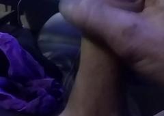 sissy spanking his wankey