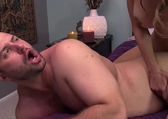TS Sunday Valentina fucks a man - Transsensual
