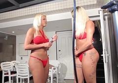 Doppelganger tgirls get ready be worthwhile for their scene