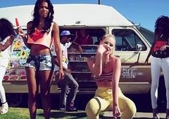 PU$$Y Iggy Izalea Pornography Music Video (Shemale)