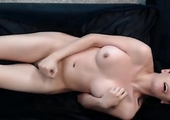 High-speed Sexy Shemale Doll at Play in Bed