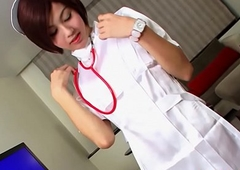 Shemale Nurse Shuy Strokes