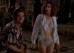 Dally Ventura Proving She'_s A Man!