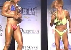 Transsexual bodybuilding