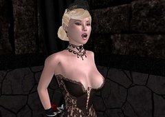 Seline Disquiet Background Serie - Part 08 Take captive on the top of Gliese 581c (HD)