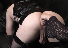 Triptych with T-Girl