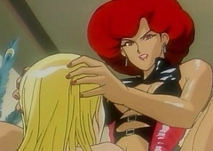 Redhead hentai shemale wants her gumshoe in all directions shrink from suck